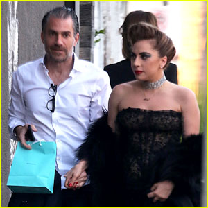 Lady Gaga Celebrates Birthday with Boyfriend Christian Carino