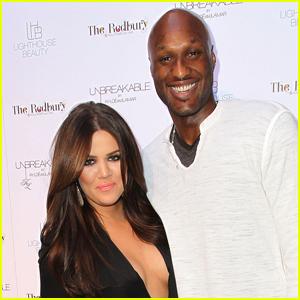 Lamar Odom Says He & Khloe Kardashian Were Not Romantic Following His Hospitalization