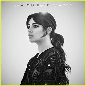 Lea Michele Reveals 'Places' Album Cover & Release Date!