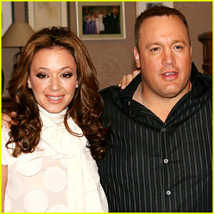 Leah Remini Will Reunite with Kevin James on 'Kevin Can Wait'