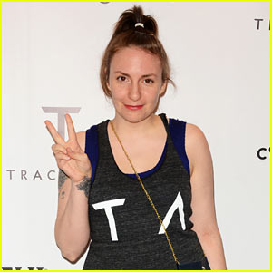 Lena Dunham Doesn't Care What You Think About Her Body - Read Her Powerful Message to Fans