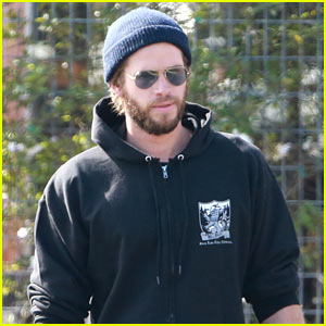 Liam Hemsworth Steps Out After Wedding Rumors