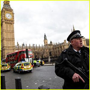Celebrities React to Suspected 'Terrorist Incident' in London