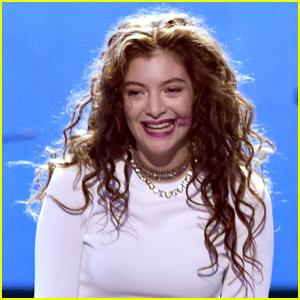 Lorde Announces New Single 'Green Light' & Gives a Sneak Peek (Video)