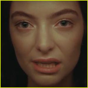 Lorde's New Single 'Green Light' - Stream, Lyrics & Download!