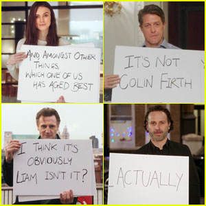 'Love Actually' Reunion Trailer Brings Back the Cue Cards - Watch Now!