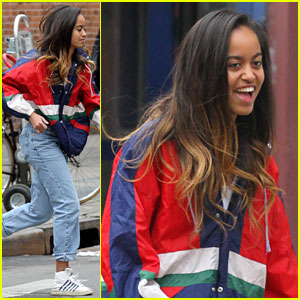 Malia Obama Has Fun With Friends Before Getting Back To Work at Harvey Weinstein Internship