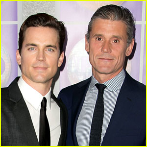 Matt Bomer & Husband Simon Halls to Be Honored Together at Norma Jean Gala