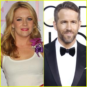 Melissa Joan Hart Regrets Not Dating Ryan Reynolds!