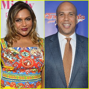 Mindy Kaling Gets Flirty with Senator Cory Booker on Twitter, Agrees to Go on Dinner Date!