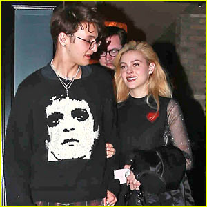 Anwar Hadid Enjoys 'Bae Time' with Girlfriend Nicola Peltz!