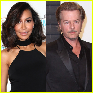 Naya Rivera & David Spade Show Some PDA on Hawaiian Vacay