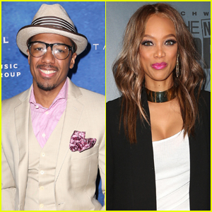 Nick Cannon Congratulates Tyra Banks on America's Got Talent Gig