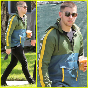 Nick Jonas Has Talked to Jennifer Lopez About 'Bye Bye Birdie'