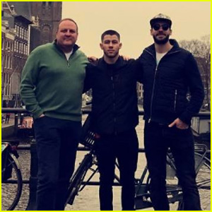 Nick Jonas Is Taking Some Time Off to Explore Europe!