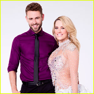 The Bachelor's Nick Viall Foxtrots His Way Through 'DWTS' Week Two