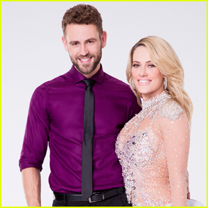 Nick Viall Gets Relationship Advice From 'DWTS' Partner Peta Murgatroyd (Video)
