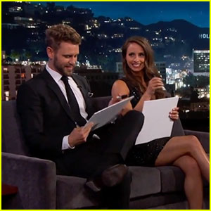 The Bachelor's Nick Viall & Vanessa Grimaldi Reveal Where They First Made Love