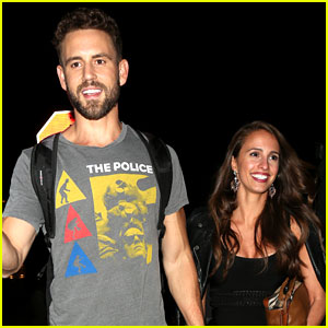Nick Viall Is Thankful He Has Vanessa Grimaldi By His Side for 'DWTS'!