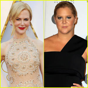 Nicole Kidman & Amy Schumer Set to Star in 'She Came to Me'