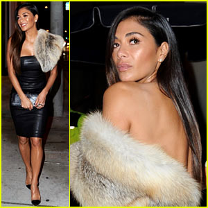 Nicole Scherzinger Spends Late Night in the Studio: 'Nothing I Love More'