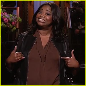 Octavia Spencer Pokes Fun at 'Hidden Fences' in 'SNL' Opening Monologue (Video)