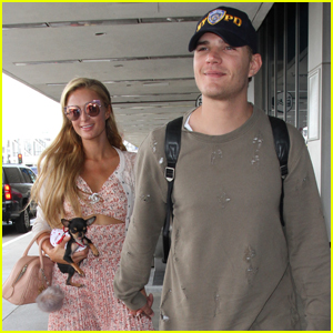Paris Hilton Thinks Boyfriend Chris Zylka Is The One!