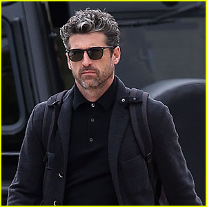 Patrick Dempsey Continues To Be McDreamy As A Silver Fox