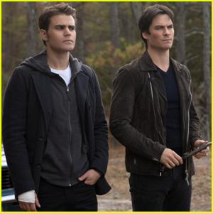 Ian Somerhalder & Paul Wesley Shoot Down Idea of 'Vampire Diaries' Future Reboot