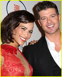 Robin Thicke & Paula Patton Are Trying to Settle Custody Case
