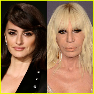 Penelope Cruz to Play Donatella Versace on 'American Crime Story'