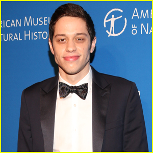 'SNL' Star Pete Davidson Reveals He's Sober For the First Time in Eight Years