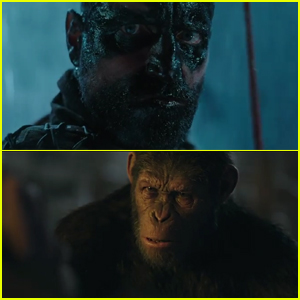 It's a Fight for Freedom in the New 'War for the Planet of the Apes' Trailer - Watch!