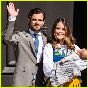 Sweden's Prince Carl Philip & Princess Sofia Expecting Second Child