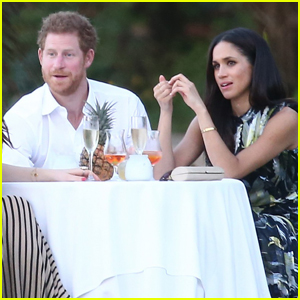 Prince Harry Took Meghan Markle As His Date to His Best Friend's Wedding!