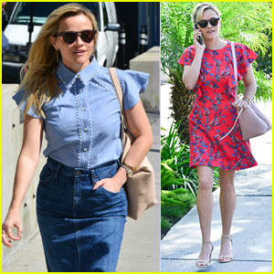 Reese Witherspoon Honors Her 'Big Little Lies' Co-Stars on International Women's Day
