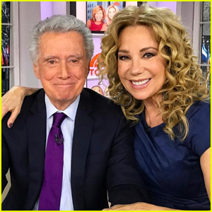 Regis Philbin & Kathie Lee Gifford Reunite on 'Today' Show