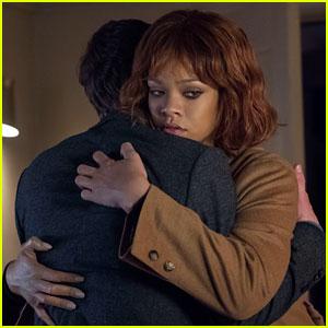 Rihanna's 'Bates Motel' Shower Scene Had a Surprise Twist!