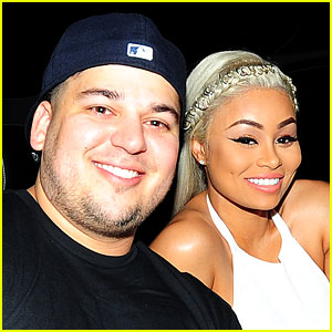 Blac Chyna Is 'In It For the Long Haul' with Rob Kardashian