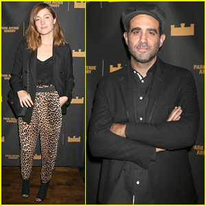 Rose Byrne Supports Longtime Love Bobby Cannavale at 'The Hairy Ape' Opening