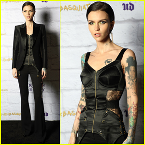 Ruby Rose Launches Her 'Dream Collaboration' With Urban Decay
