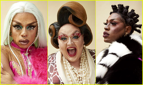 'RuPaul's Drag Race' 2017 - Meet the 13 Contestants!