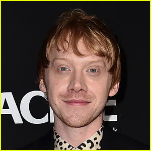 Rupert Grint Was Sorted Into Hufflepuff & He's 'Disappointed'!