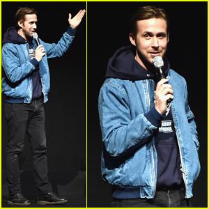 Ryan Gosling Helps Debut New 'Blade Runner 2049' Footage at CinemaCon