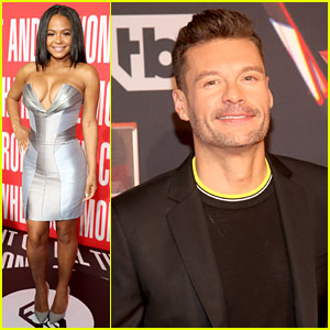 Ryan Seacrest & Christina Milian Use Their Hosting Skills at iHeartRadio Music Awards 2017!