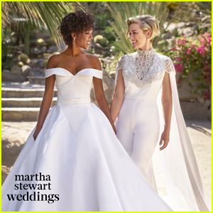 Samira Wiley & Lauren Morelli Wedding Photo Revealed!