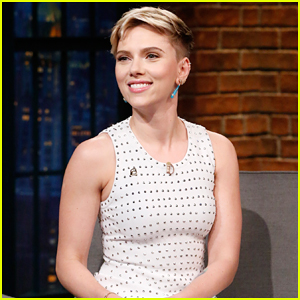 Scarlett Johansson Is Taking Self-Defense Classes To Learn How To Kick Ass For Real!