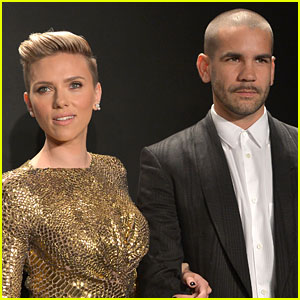 Scarlett Johansson Releases Statement on Romain Dauriac Divorce
