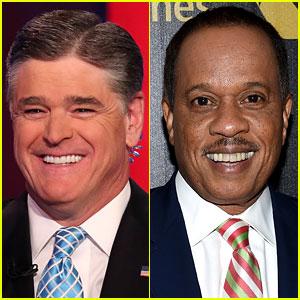 Sean Hannity & Juan Williams Both Deny Gun Incident Happened