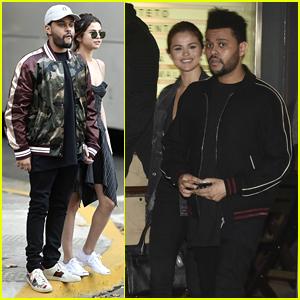 Selena Gomez & The Weeknd Take Their Romance to Buenos Aires!